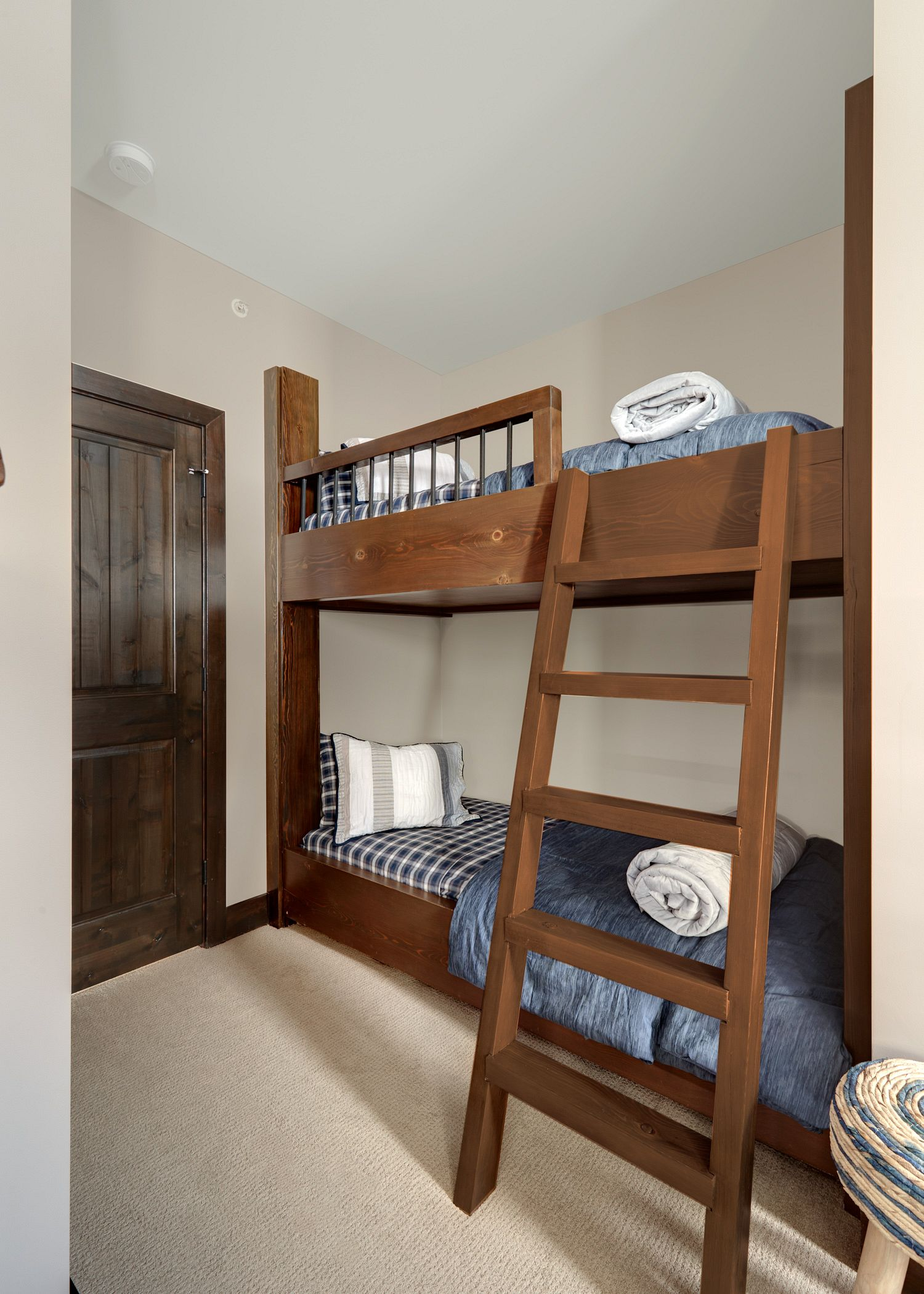 Built In Bunks